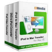4Media iPod Software Pack for Mac 2.0.59.0918 full