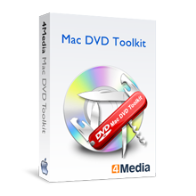 4Media Mac DVD Toolkit 5.0.37.0710