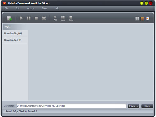 How to download YouTube HD videos using free YouTube video downloader?
