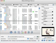 4Media DVD Ripper Platinum for Mac