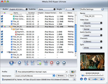 4Media DVD Ripper Ultimate for Mac