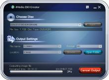Click to view 4Media ISO Creator 1.0.21.0827 screenshot