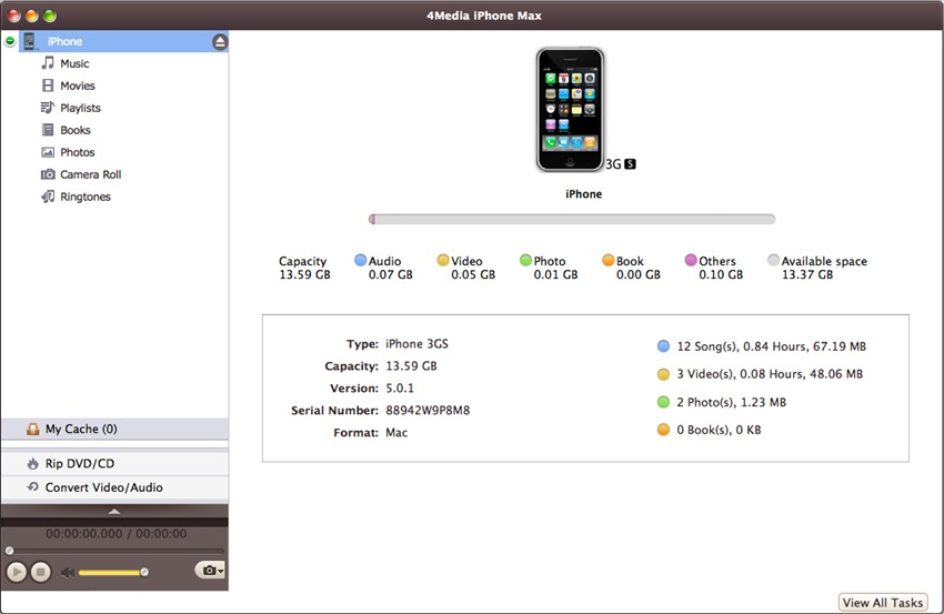 Manage iPhone app and app documents on Mac.
