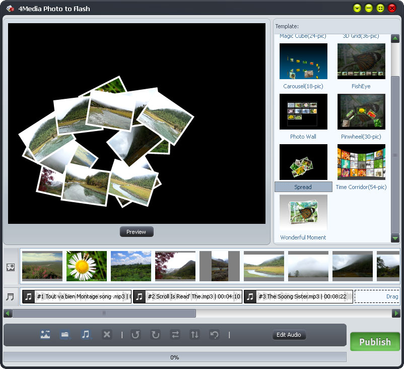 4Media Photo to Flash 1.0.0.0105 full