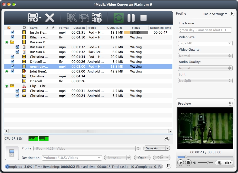 Mac video, Mac video converter, video converter for Mac, convert Mac WMV to MOV,