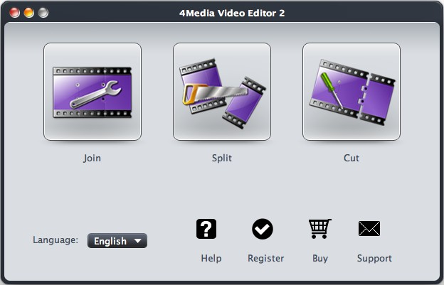 video editor for mac, mp4 video editor mac, video editting software for mac