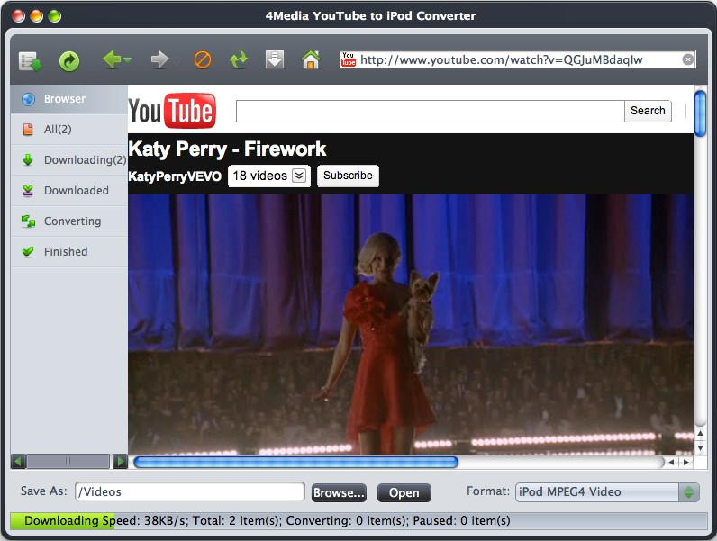 4media youtube to ipod converter v3.0.1.0309 incl keygen lz0